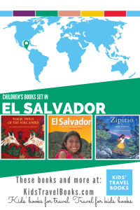 Children's books El Salvador