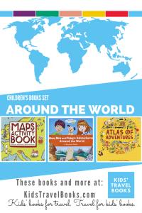 Children's book set around the world