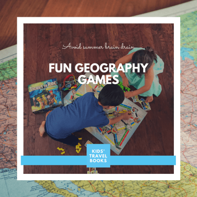 Geography Games to Avoid Summer Brain Drain