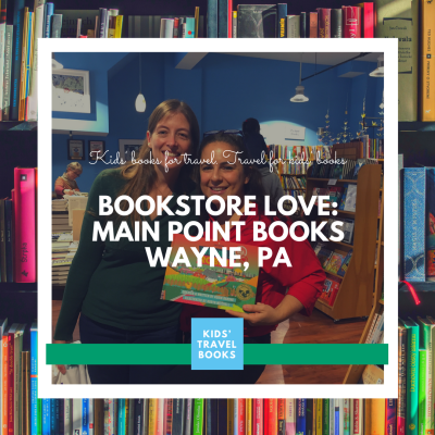 Bookstore Love: Main Point Books, Wayne, PA