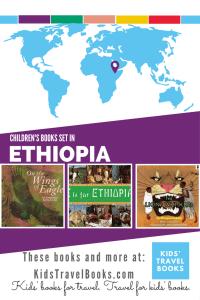 Children's books set in Ethiopia