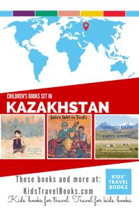 Children's books set in Kazakhstan