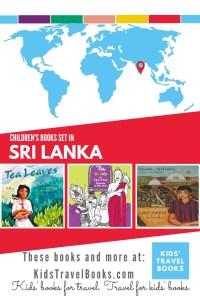 Children's books set in Sri Lanka
