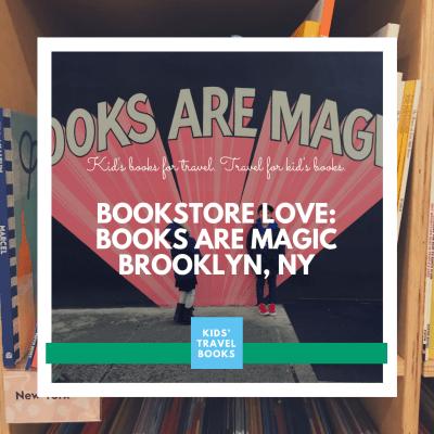 Bookstore Love: Books are Magic, Brooklyn, NY