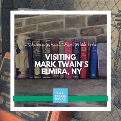 Visiting Mark Twain's Elmira, NY