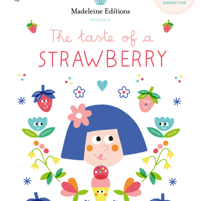 The Taste of a Strawberry Cover
