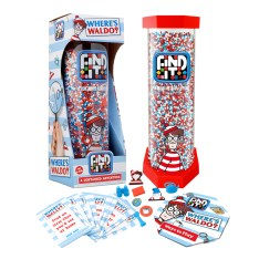 Where's Waldo? • Ages 6+ • $22.99