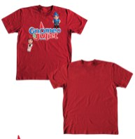 Gnomeo and Juliet red shirt