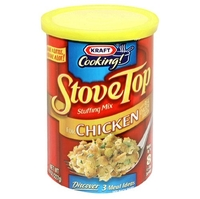Stove Top Stuffing makes your leftovers exciting