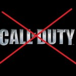 No Son, you may not play Call of Duty