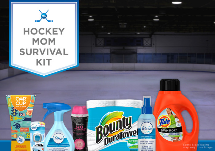 PG Hockey Mom Twitter Prize Pack