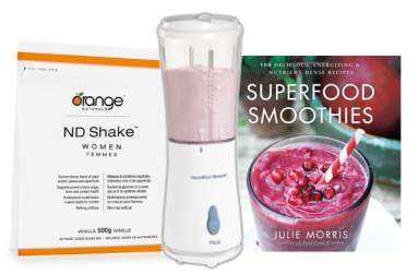 orange naturals prize pack
