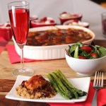 Valentine's Day Recipe: Orange-Cranberry Chicken