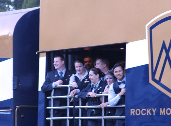 rocky mountaineer staff