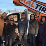 Tire Testing with Kal Tire
