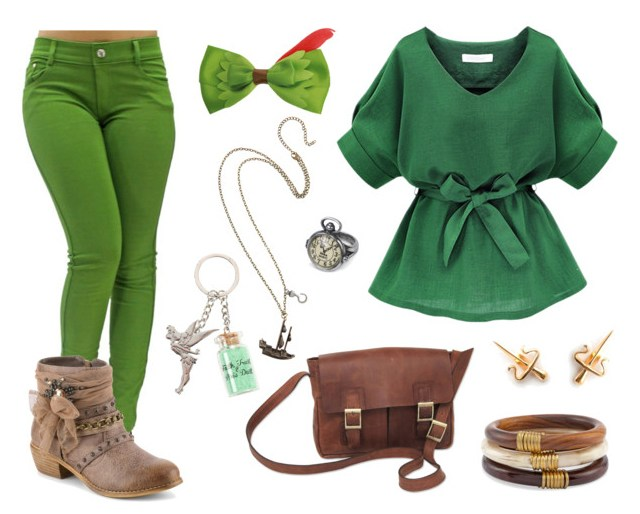 Fly High with this Peter Pan Disney Bound