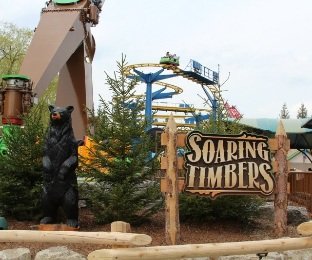 Find fun all year long at Canada's Wonderland