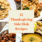 12 Delicious Thanksgiving Side Dish Recipes