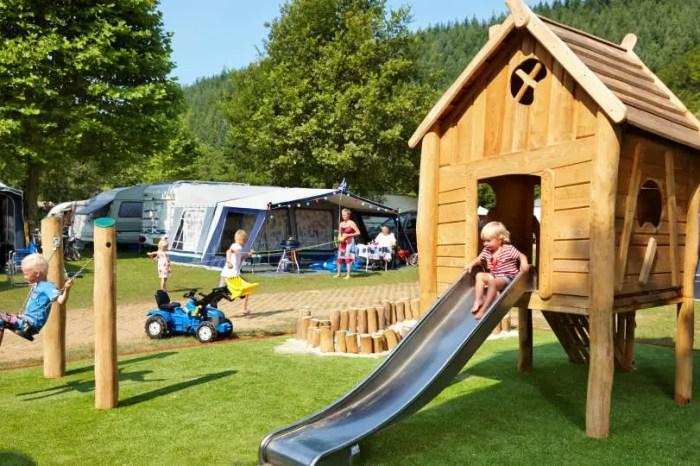 Camping Parc La Clusure, Ardennen, België