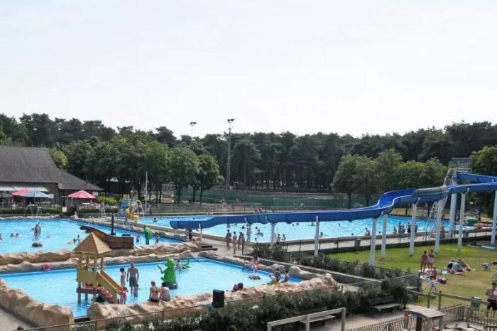 Camping Goolderheide, Belgisch Limburg, België