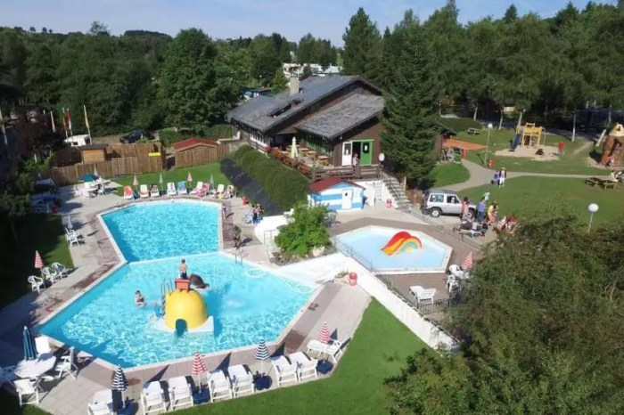 Camping Petite Suisse, Ardennen, België