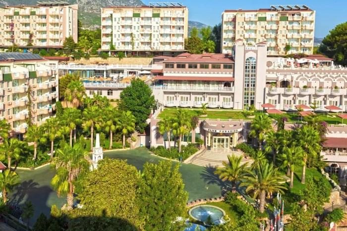Club Paradiso, Alanya, Turkije