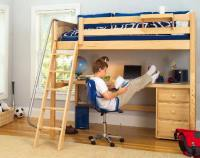 Low Ceiling Bunk Bed Plans Wooden PDF 512 woodworking ...