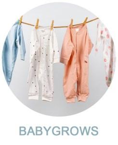 menu babygrows