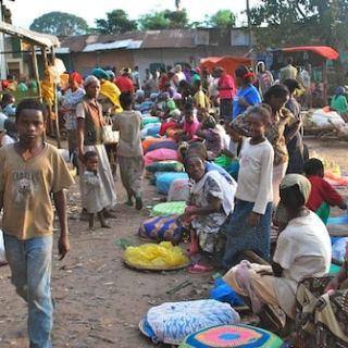 Injera market Ethiopia- Kid World Citizen