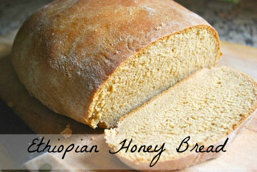 Ethiopian Honey Bread- Kid World Citizen