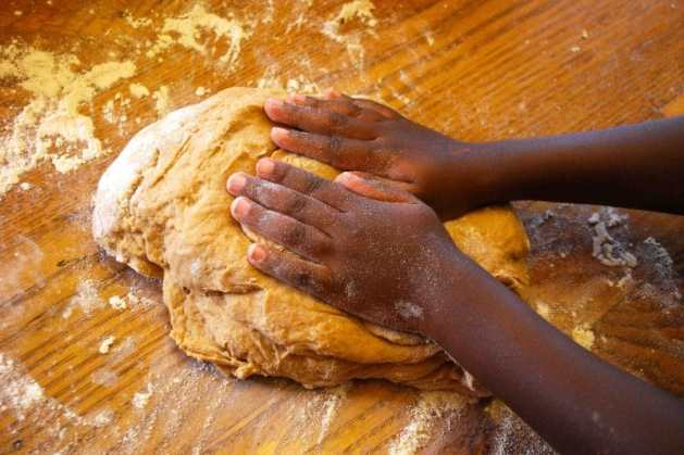 Honey Ethiopian Bread Dough- Kid World Citizen