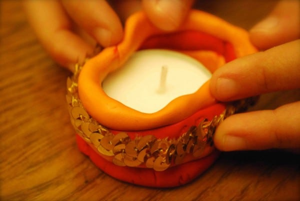 Diya Diwali Candles