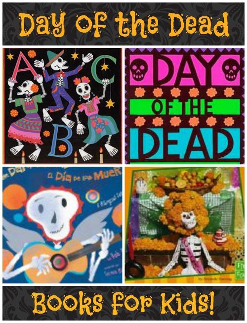 Day of the Dead Books for Kids- Kid World Citizen