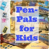 Get an International Pen-pal