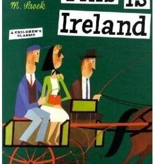 This is Ireland Book for Kids- Kid World Citizen