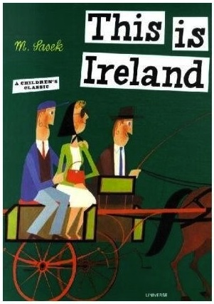 This is Ireland Book for Kids- Kid World Citizen