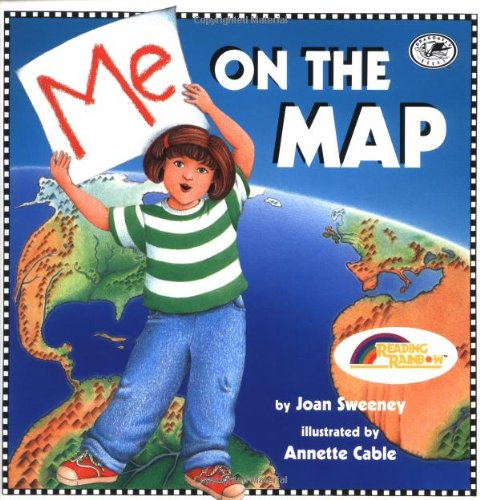 Me on the Map- Kid World Citizen