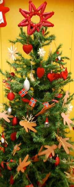 Norwegian Christmas Tree- Kid World Citizen
