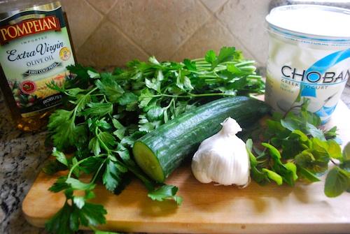Salata Ingredients- Kid World Citizen