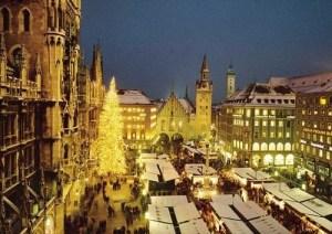 Munich Christmas Market- Kid World Citizen