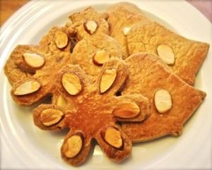Dutch Speculaas Cookies