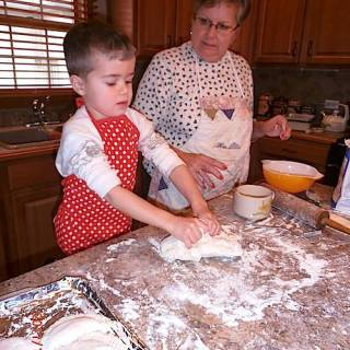 Polish and Proud- Making Christmas Pierogi