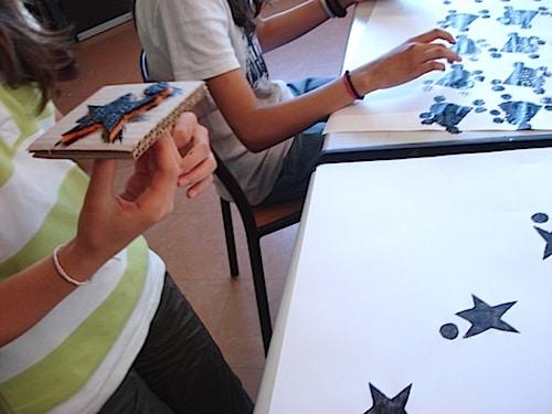 Adinkra Students- Kid World Citizen
