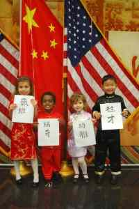 Learning Chinese- Kid World Citizen