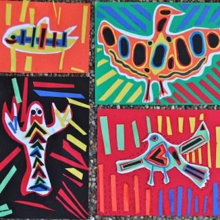 """Create a """"Mola:"""" Folk-Art from Panamá"""