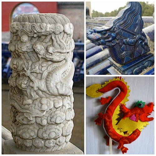 Chinese Dragons In China- Kid World Citizen