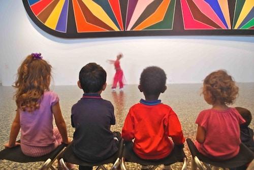 International Dance Visit- Kid World Citizen