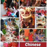 A Lesson Plan for Chinese New Year w/ Props and Stories