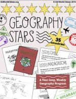 Geography Stars Year-long Geography for Kids Program Kid World Citizen