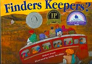 Finders Keepers True Story India- Kid World Citizen